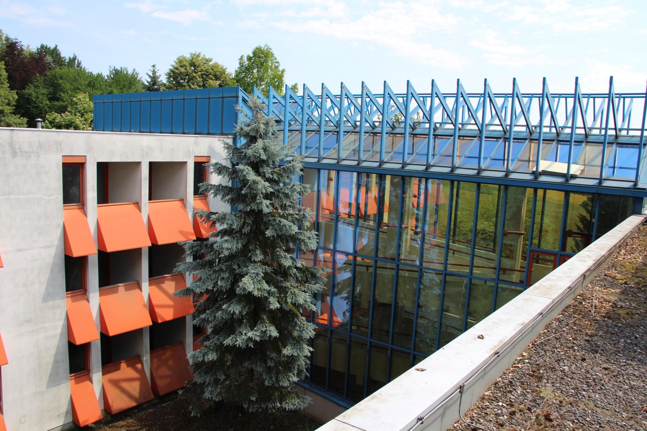 Übergang Haus4-Haus5 außen