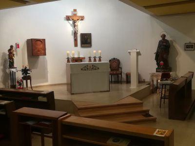 Die Kapelle zur Heiligen Odilia
