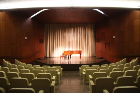 Konzertsaal Parterre Mitte