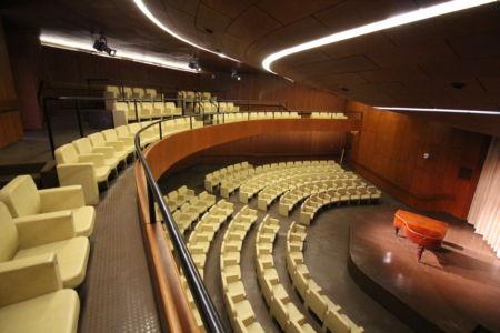 Konzertsaal Galerie