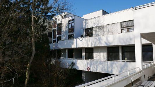 Das Stammhaus der Campus-Wohnhäuser